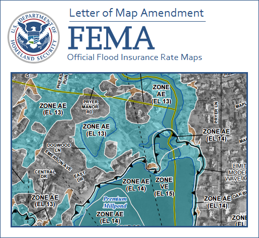 fema letter of map amendment loma